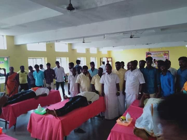 PMK Maveeran Kaduvetti J Guru Jeyanthi Celebration in all over Tamil Nadu-News4 Tamil Online Tamil News Portal