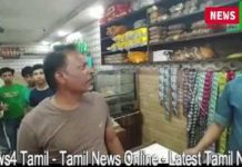 DMK Leaders Attack Tea Shop and Press Reporter