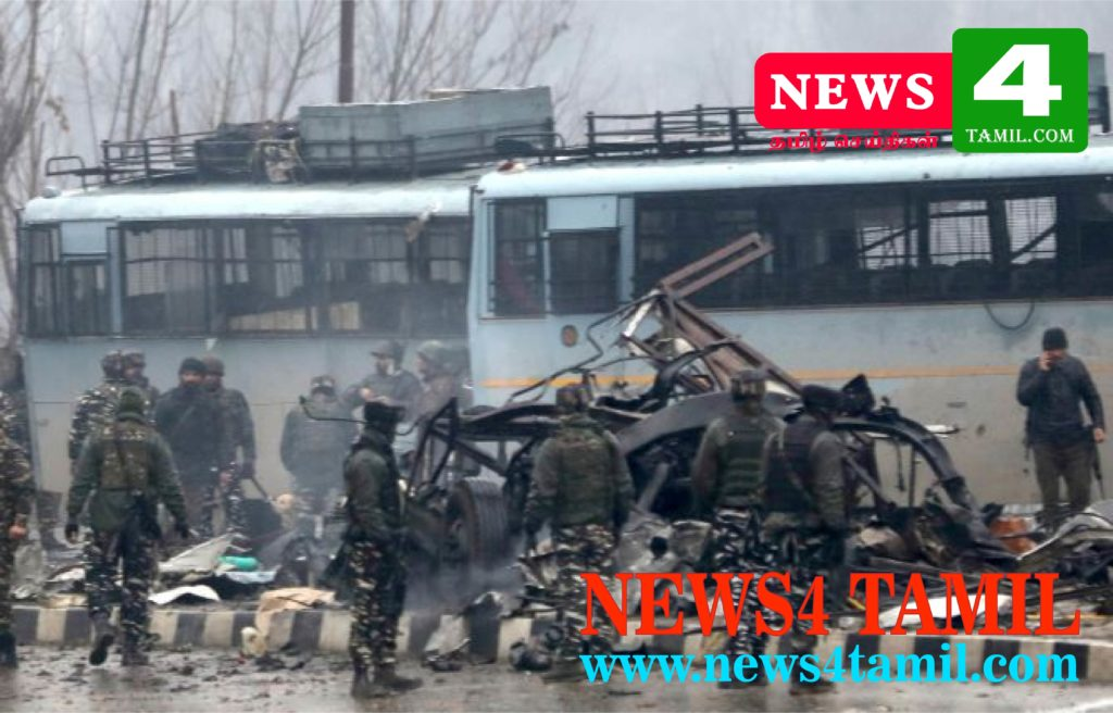 MFN status to Pakistan revoked Due To Pulwama attack - News4Tamil Online Tamil News Channel