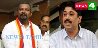 PMK Candidate SamPaul Filed Case against DMK Dayanidhi Maran-News4 Tamil Online Tamil News