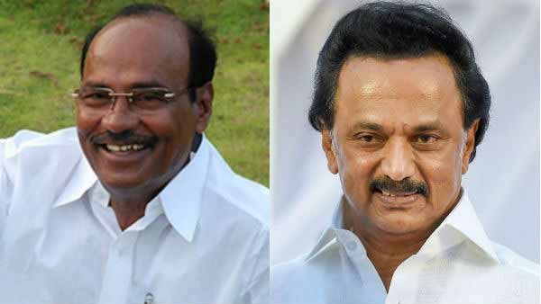 DMK Leader MK Stalin Wishes for PMK Founder Dr Ramadoss-News4 Tamil Online Tamil News Channel