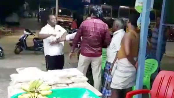 DMK Person Attacks Elder Peoples in Chennai-News4 Tamil Latest Online Tamil News Today